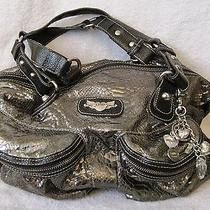 Like-New - Beautiful - Kathy Van Zeeland - Hobo Style - Purse - Handbag - Gift Photo