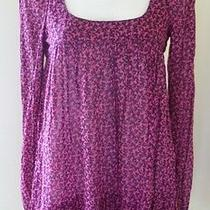 Like New Cute & Casual French Connection Long Sleeve Tunic Dress Photo