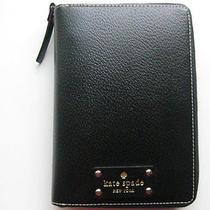 Like New Kate Spade Wellesley Zip Planner (Black) - Personal Size  Photo