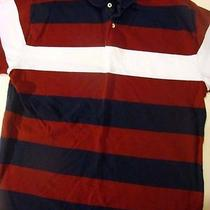 Like New Men's St John's Bay Stripped Shirt Size Xltall Photo