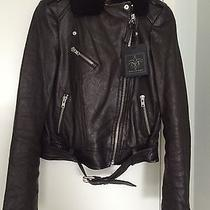 Like New - Original Mackage Rumer Leather Jacket Photo