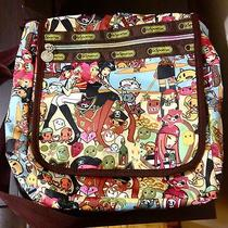 Like New Rare Authentic Tokidoki Lesportsac Messenger Bag - Free Shipping Photo