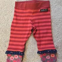 Like New Size 12 Month Matilda Jane Camilla Ribbed Leggings Photo