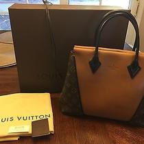 Like New Sold Out Louis Vuitton W Pm Lv Monogram Noisette Brown Shoulder Bag Photo