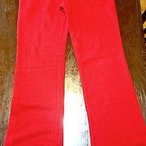 Like New Women's Red Aeropostale Sweatpants - Size Large - Free Shipping Photo