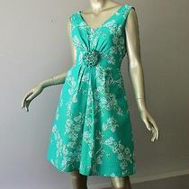 Lilly Pulitzer Birds and Bees Parker Party Dress Size 6 Photo