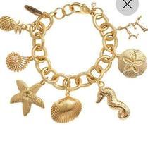 Lilly Pulitzer Charm Bracelet Nwt Photo
