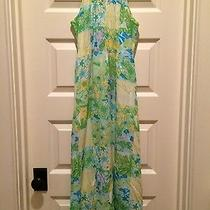 Lilly Pulitzer Childrens' Floral Sundress Size 10 Photo