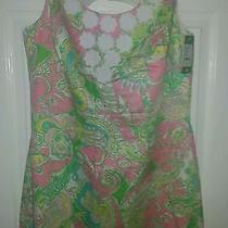 Lilly Pulitzer Chin Chin Nina Dress Size 12 Nwt Photo