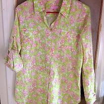 Lilly Pulitzer Cotton  Top M Photo