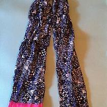 Lilly Pulitzer for Target Scarf With Fringe Nwt Hard to Find Photo