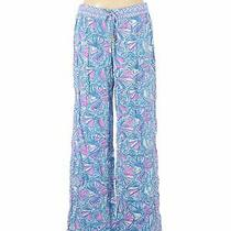 Lilly Pulitzer for Target Women Blue Casual Pants S Photo