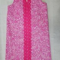 Lilly Pulitzer Fotlr Target Girls Alligators Dress Size 10-12 Excellent Used... Photo