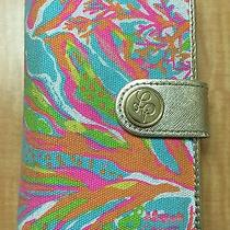 Lilly Pulitzer Iphone Case/wallet - Scuba to Cuba Photo