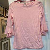 Lilly Pulitzer Pink Tee Shirt Nwot Size Xs Photo