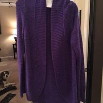 Lilly Pulitzer Purple Sweater Photo