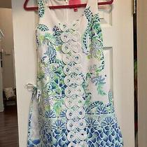 Lilly Pulitzer Romper Dress Nwot Size 00 Photo