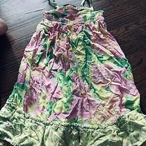 Lilly Pulitzer Target Toddler Girls Maxi Dress Size 4t Photo