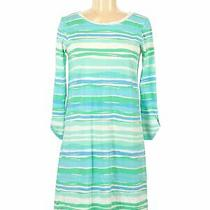 Lilly Pulitzer Women Blue Casual Dress M Photo