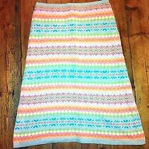 Lilly Pulitzer Women's Carriage Fair Isle Bea Skirt- Size Small- Retails 158 Photo
