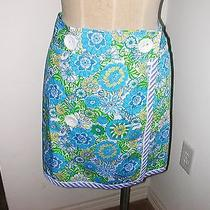Lilly Pulitzer Wrap Skirt Golf Skirt  Photo