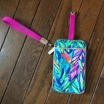 Lilly Pulitzer Wristlet for Ids and Phone Photo