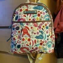 Lily Bloom Backpack Nwt Made of Recycled Plastic Bottles  Photo