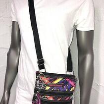 Lily Bloom Colorful Crossbody Purse  Photo