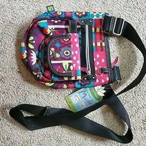 Lily Bloom Crossbody Bag Colorful W/wallet Photo