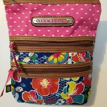 Lily Bloom Eva Turtle Power Small Messenger Cross Body  Photo