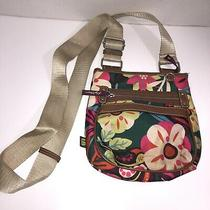 Lily Bloom Floral Crossbody Purse and Wallet Photo