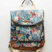 Lily Bloom Josie Backpack Who Let the Dogs Out Tote Bag Eco Karma Bloom Photo