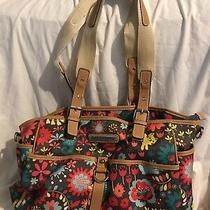 Lily Bloom Large Bag  Purse / Diaper Bag  Photo