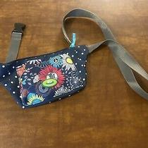 Lily Bloom Sunflower Peace Kay Bumbag Belt Bag Nwt Photo