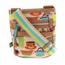 Lily Bloom Women Brown Crossbody Bag One Size Photo