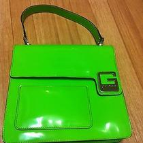 Lime Green Guess Bag Photo