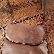Limited Brown Leather Bag  Photo