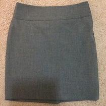 Limited Collection Gray Pencil Skirt Photo