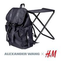 Limited Edition Alexander Wang X h&m Backpack Chair Photo