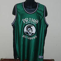 Limited Edition Billabong Primo Beer Surf Jersey Hawaii Size 2xl Xxl Rare  Photo