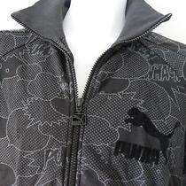 Limited Edition Puma T7 Basket Print Track Seat Shirt Top Jacketmens Sz S Photo