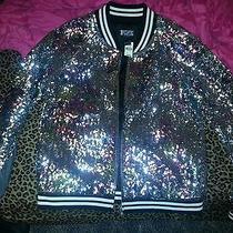 Limited Edition Sequined Varsity Jacket Photo