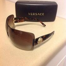 Limited Edition Versace Women's Sunglasses 4225k Photo