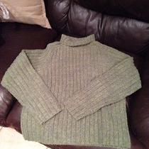 Limited Green Sweater M Photo