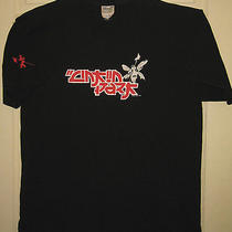 Linkin Park Shirt Xl 2000 Hybrid Theory Rap Metal Nu Fort Minor Rare Oop Htf Photo