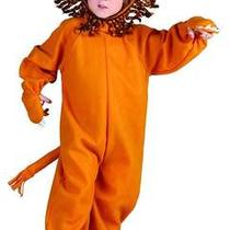Lion Toddler Young Childs Fancy Dress Costume Photo