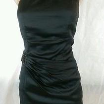 Little Black Dress by Black One Shoulder Rhinestone Photo
