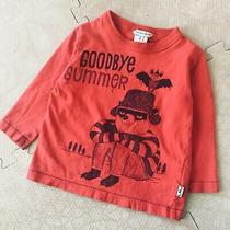 Little Marc Jacobs Red Goodbye Summer Shirt 2t Photo