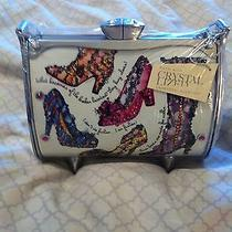 Littleearth Mini Fender Purse With Swarovski Crystals New in Box Look Photo
