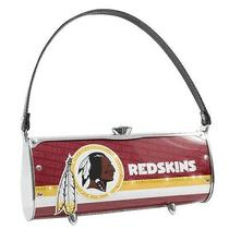 Littleearth Profanity Fender Flair Redskins Purse Handbag W/swarovski Crystals Photo